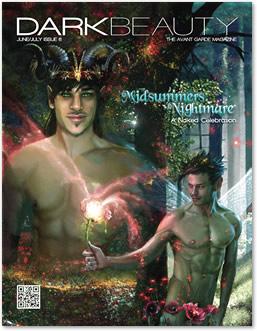 Dark Beauty Magazine - Issue 6