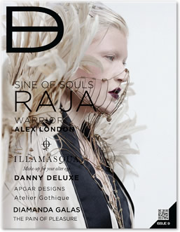 Dark Beauty Magazine - Issue 9